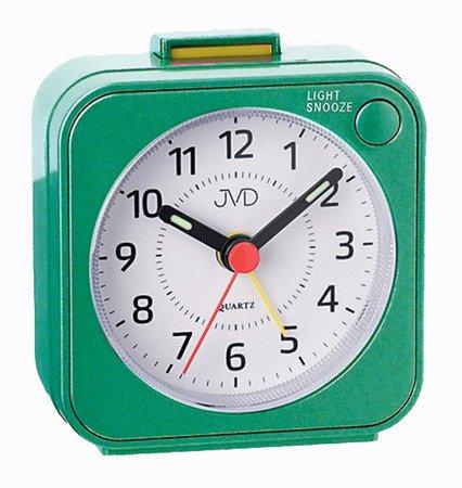 Budzik JVD alarm narastający drzemka czytelny SR623.2