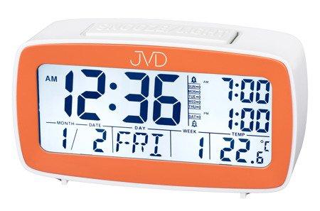 Budzik JVD termometr 7 KALENDARZ kalendarz SB82.3