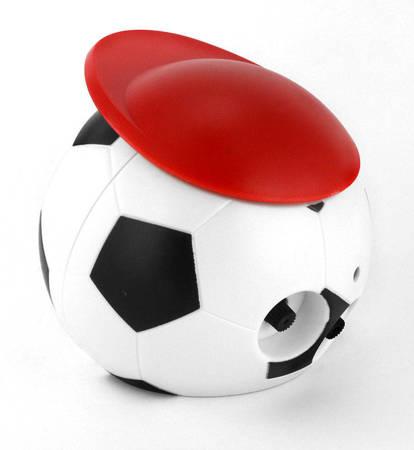 Budzik dziecięcy MPM piłka kolorowy C01.2566.0090