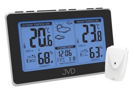 Stacja pogodyJVD DCF77 21x13,5cm RB657