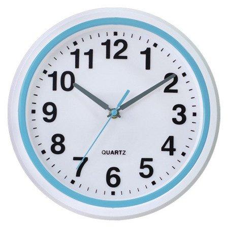 Zegar JVD ścienny 28 cm CICHY nowoczesny HA41.1