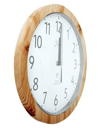 Zegar JVD ścienny STEROWANY RADIOWO RH612.7