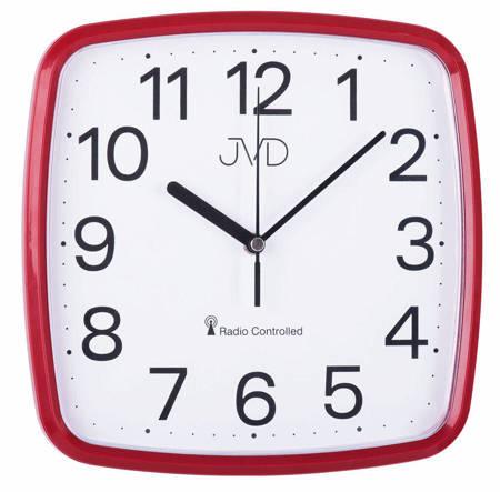 Zegar JVD ścienny STEROWANY RADIOWO RH616.4