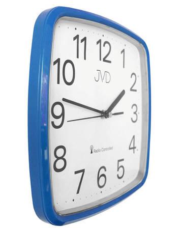 Zegar JVD ścienny STEROWANY RADIOWO RH616.5