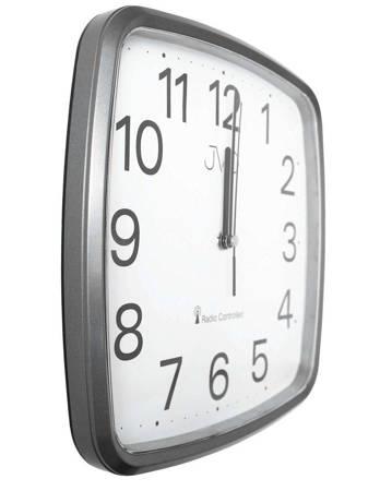Zegar JVD ścienny STEROWANY RADIOWO RH616.6