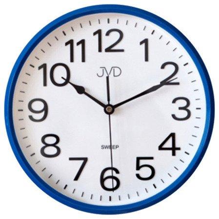 Zegar JVD ścienny klasyczny CICHY HP683.3