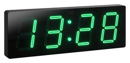 Zegar JVD sieciowy BARDZO DUŻY (51 cm), klub, pub DH1.3