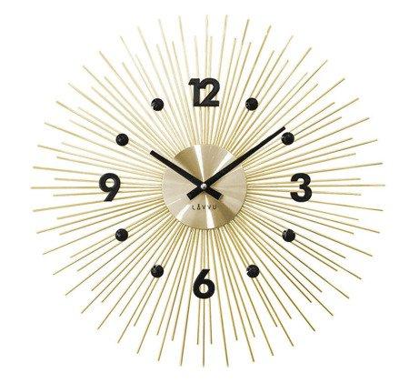 Zegar LAVVU ścienny EFEKTOWNY duży 50 cm LCT1141