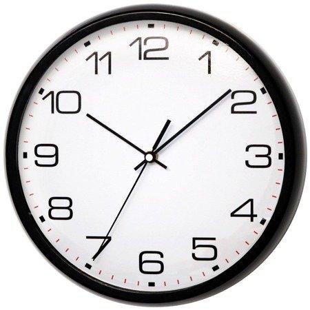 Zegar MPM ścienny 31 cm  czytelny E01.3690.90