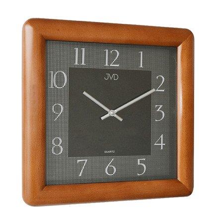 Zegar ścienny JVD drewniany klasyczny N12081.41