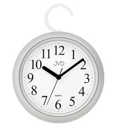 Zegar ścienny WODOODPORNY łazienka 15,5cm SH024.1