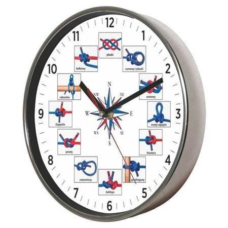 Zegar ścienny dla dzieci żeglarski ATE2019WZ SW